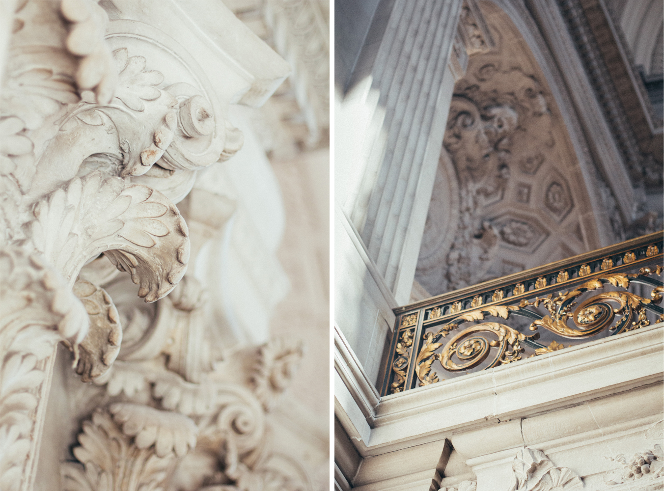 architectural details san francisco city hall