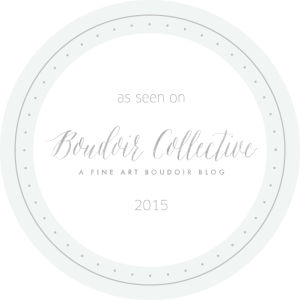 featured on boudoir collective