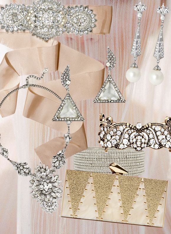 rent the runway accessories for your wedding