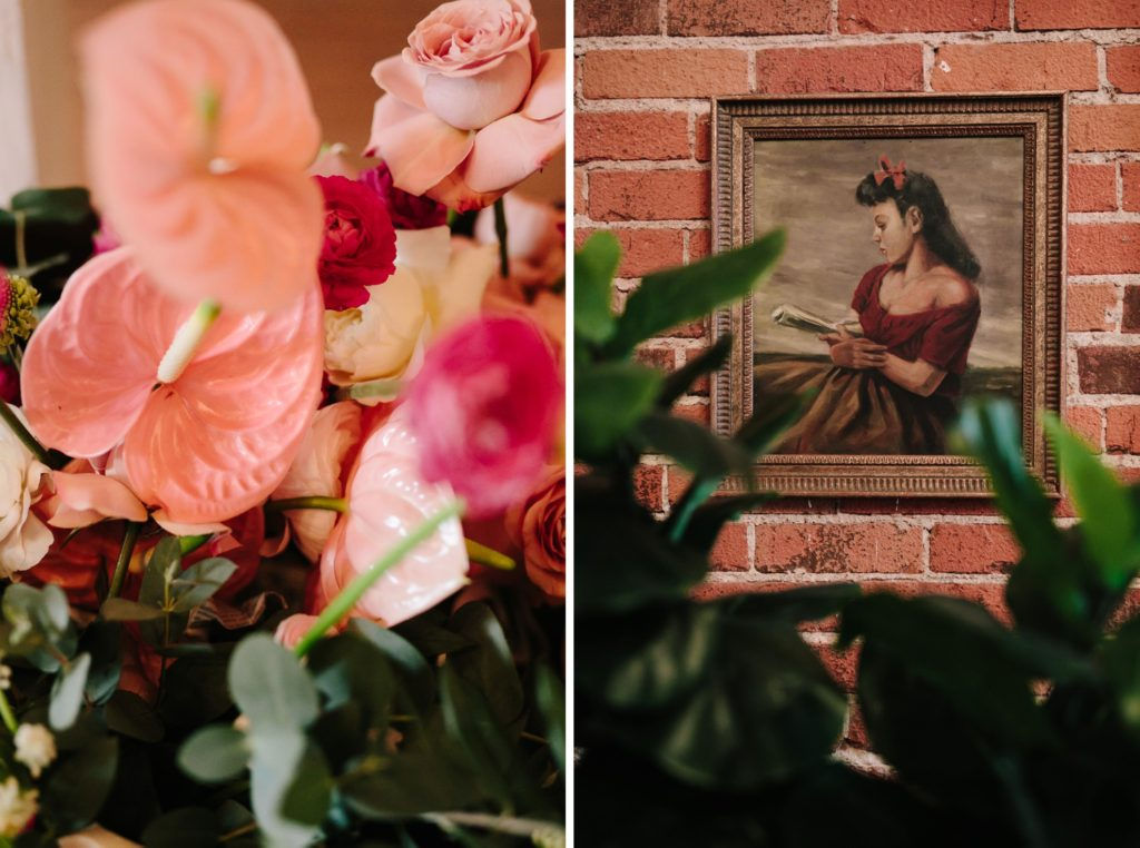 carondelet house wedding details